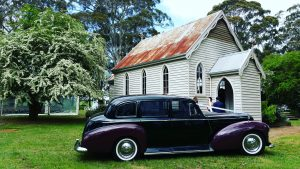 Adelaide wedding Cars Macphersons chauffeured cars Clyde the Pullman limousine